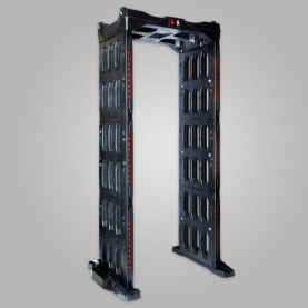 Foldable walk through metal detector SPIDER 3P17