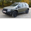 Improved Traction 4WD Duster light support vehicle