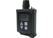 LCD 3.3 Light and versatile chemical warfare agent (CWA) and toxic industrial chemical (TIC) detector.