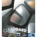 Cleargard polycarbonate safety glazing