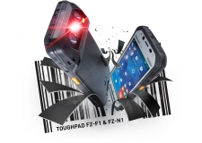 TOUGHPAD FZ-F1, Fully rugged handheld tablets