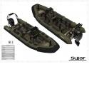 SYLAR RIHB and landing crafts range