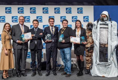 Winners Milipol Innovation Awards 2019