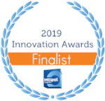 Milipol Innovation Awards 2019 Finalists logo