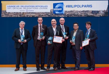 Milipol Innovation Awards 2017 Ceremony