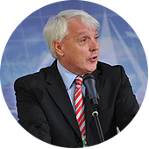 Jamie Shea picture, Milipol Paris 2017 Conference Speaker