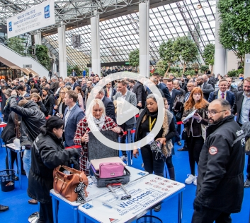 Milipol Paris 2019 in video