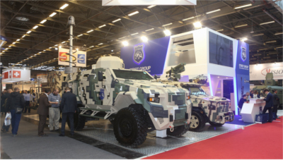 Milipol Paris 2015 exhibitors