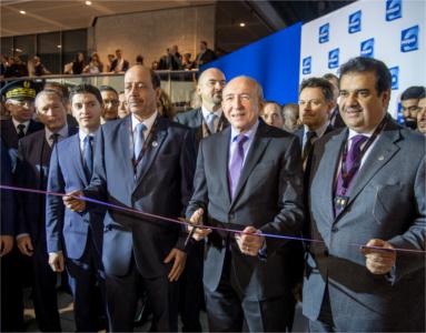 Milipol Paris 2017 Inauguration