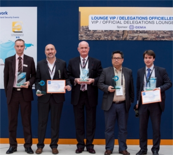 Milipol Innovation Awards winners