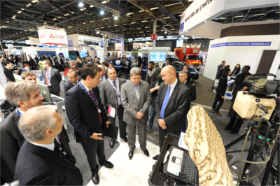 Milipol Paris 2015 inauguration