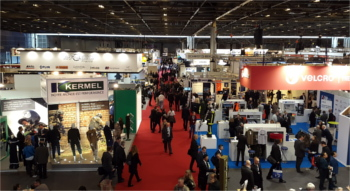 View of Milipol Paris 2015