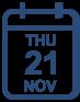 Programme Thursday 21 November