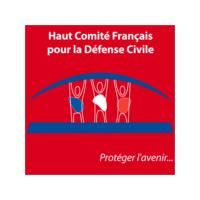 French High Committee for Civil Defense Logo