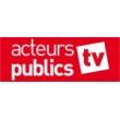 Logo Acteurs Publics TV