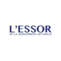 L'Essor de la Gendarmerie nationale logo