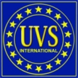 UVS International logo