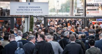 Milipol Paris opening